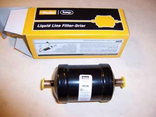 New 3/8 Odf Hvac Filter Line Drier Parker 083S Solder