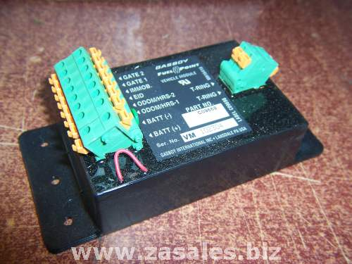C09668 Gasboy fuel point vehicle transmitter ID module