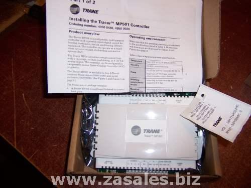 Trane S3090-0540-62 MP501 MOD01257