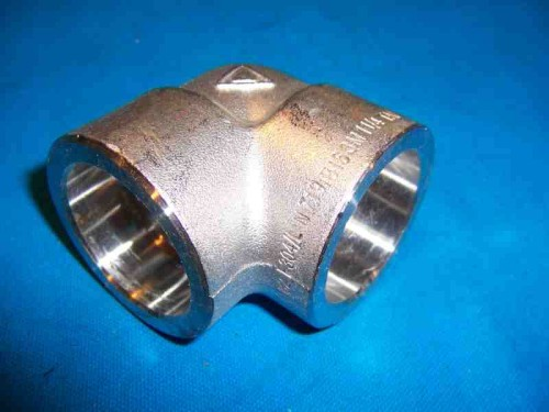 Elbow  f l lbs stainless steel slip fit