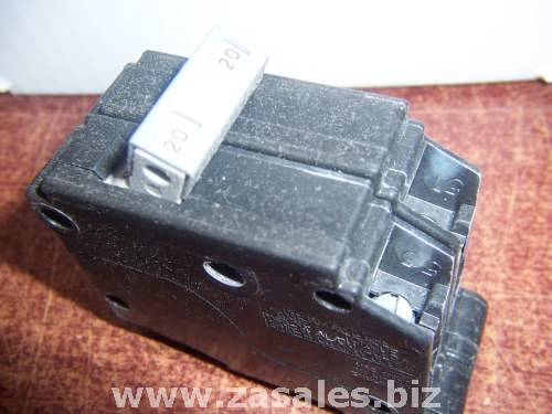 Eaton CHP220 2 Pole 20A Commercial circuit breaker