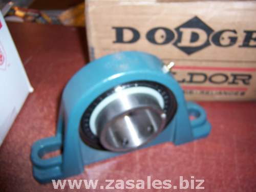 Dodge 123822 P2B-Sc-207 2 Bolt Pillow Block Bore (In): 2.438 Bore (Mm): 61.925 Rolling Element: Ball Bearing Dodge Bearings