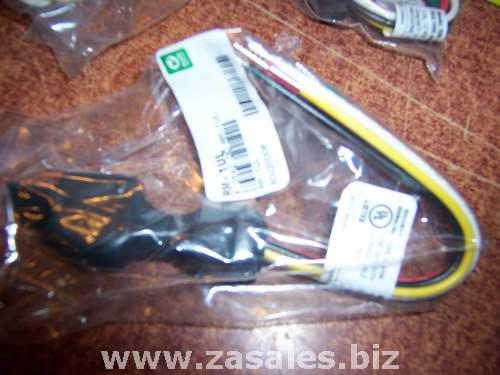 DSC RM1UL Single Relay Module with Wire Leads RM-1UL