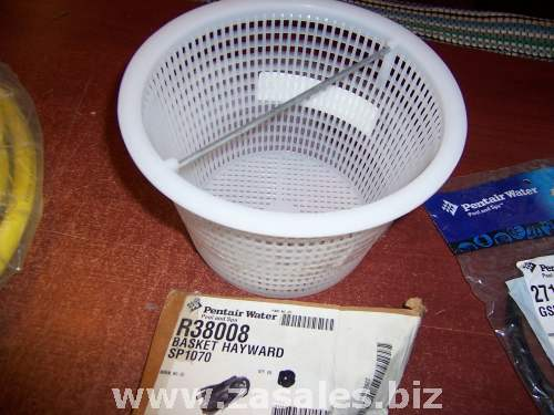 Pentair R38008 Basket Assembly Replacement Pool Skimmer and Pump