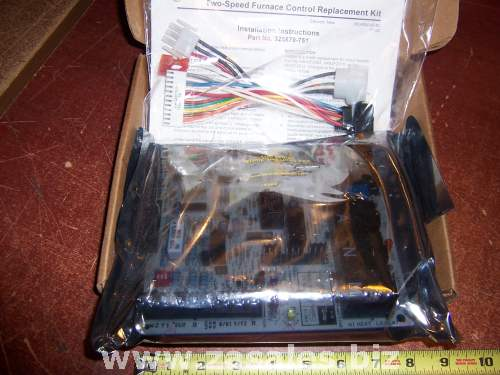 Carrier Bryant 325879-751 2-Speed Control Circuit Board