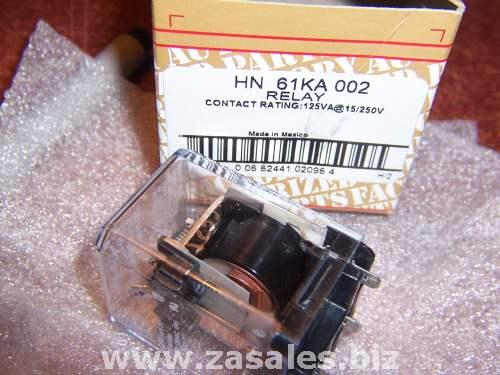 Carrier HN61KA002 Relay Plug in Type Furnace Control