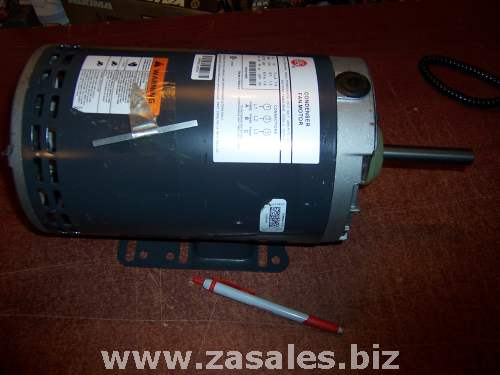 US Motors SWA010905 Condenser Fan Motor 575 RPM 460V Low spd Electric