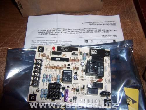 PCBBF112S Furnace Control Board 50A55-289 1165-310