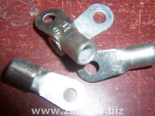 1000 Hillsdale 10615HT Terminal # 10615 8-10  Ring Terminal Crimp Connector