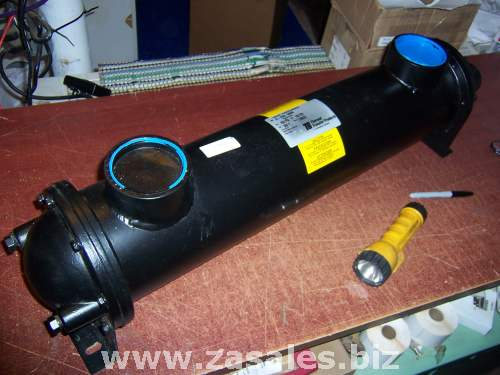 Shell And Tube Heat Exchanger R-1203-94605 Thermal Transfer Products