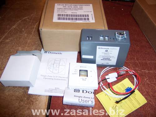 Dometic 3313189 000 Single Zone Lcd Thermostat And Control Kit 12v