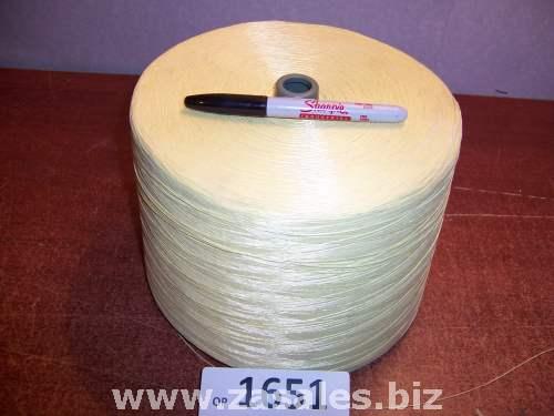 Kevlar T-956  94-000192 yarn Thread untreated 12 pound spool 28,000 yards