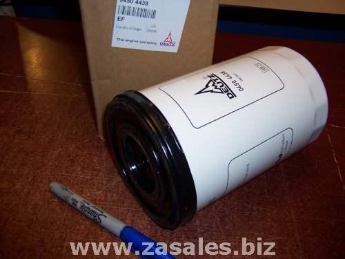 Deutz 04504438 Fuel Filter Cartridge 0450 4438
