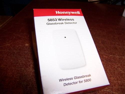 Honeywell 5853 Glass break Sensor - Wireless