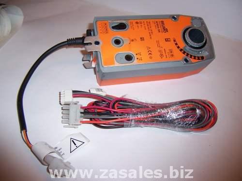 Belimo AFB24-SR Spring Return Fail-Safe, On/Off Damper Control Actuator, Direct Coupled - 24 VAC/DC