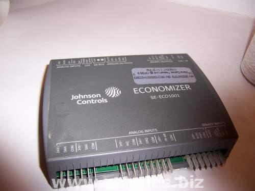 Johnsons Controls Se-eco1001 Economizer Controller Control