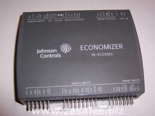 Johnson Controls SE-ECO1001-1 Economizer Control