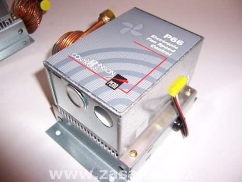 1C25446P1 P66AAB-2D Fan Speed Control Liebert Johnson Controls