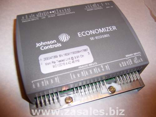 Johnsons Controls Economizer SE-ECO10011001 New