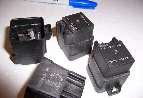 TYCO vf4-35f11-z07 12V Marine relay Trim Tab 40A VF4