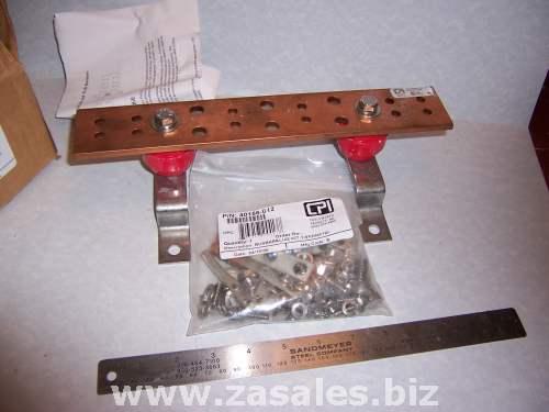 Chatsworth Products 40156-012 12 Inch W TGB Busbar Assemblies Lug Kits