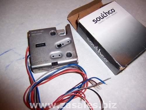 Southco R4-EM-73-162 Outdoor Electronic Rotary Latch 12-24V DC
