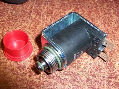 Parker refrigeration solenoid valve 539436 12v DC 4t1a 12vdc cec f3