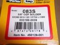 New 3/8 Odf Hvac Filter Line Drier Parker 083S Solder 1