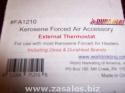 Thermostat In-Line FA1210 HA1210 PP234 Kerosene Heaters 2