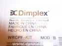 Dimplex Wall Switch Remote Control - WRCPF-KIT 3