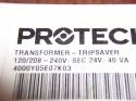Universal Voltage Furnace AC Transformer 120-230v 40 Va 24 46-25107-04 2
