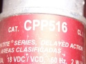 Crouse-Hinds CPP516 2-Wire/3-Pole Plug with Aluminium Handles 3