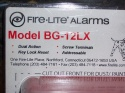 Fire Lite Alarms BG-12LX Pull Station Addressable 1