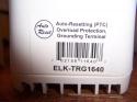 Elk Products TRG1640 AC Power Transformer 16.5VAC 40 VA auto reset 2