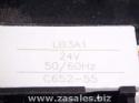 GE CL04A310M1 IEC contactor nonrev 24vac 32a 3p 1no 3