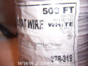 thermostat Wire 05583.R8.02 18/3 105C-WHT-2X500'/CT carol 2