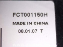 2c12494g25 2500 A CH Current Transformer  FCT115 Eaton 2500A 5