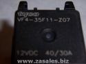 TYCO vf4-35f11-z07 12V Marine relay Trim Tab 40A VF4 1