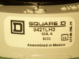 square d 9421lh3 handle,75/100/250a 1