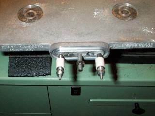 New 1000W 230V Aluminum Plate Heater Tempco 3